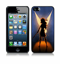 DISNEY TINKERBELL AND THE PIRATE FAIRY  iPHONE 5/5s 5C & 4/4s HARD CASE COVER