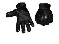 Doorman Leather Traditional Sand & Kevlar Tactical Gloves – Police, Enforcement