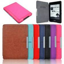 Ultra Slim Magnetic Leather Smart Case Cover for Amazon Kindle Paperwhite WiFi