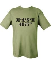 MASH Mobile Army Surgical Hospital military T Shirt
