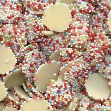 Snowies White Chocolate Jazzies Retro Sweets Wholesale Candy