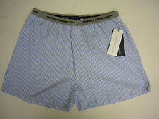 NWT FCUK French Connection Striped Woven Boxer TG4D6 Small or Medium