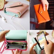 Multifunctional Envelope Wallet Purse Phone Case for Samsung Galaxy Note 3 N9000