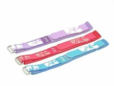 Girls/Ladies Quality Patterned Nylon/Velcro Watch Strap 14mm wide