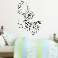 Winnie The Pooh Wall Art Quote Vinyl Transfer Decal Sticker Mural Decor