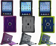 NEW Authentic OtterBox Reflex Series Case + Stnad for iPad 2 3 4 Generation