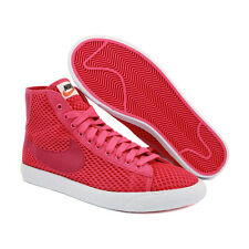 Nike Blazer Mes Mid Womens trainers Mesh Textile Pink Blue Turquoise 5 6 7 8 UK