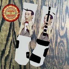 Pee Wee Herman SB Spring Break Dunks Custom Elites Nike Elite Socks S M L XL
