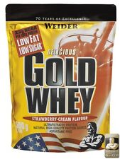 Weider Gold Whey 500 G Stand-up Pouch