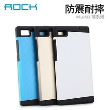Rock Cover Dual Layered Super Soft and Hard Mixed Case For MIUI Xiaomi M3 MI3