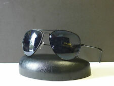 New Mens Womens Classic Aviator Sunglasses Retro Shades W Microfiber Bag #9006