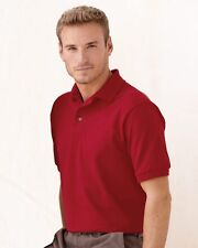 Hanes - Cotton Pique Sport Shirt - 055X