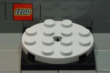 LEGO: Turntable 4 x 4 with Plate (#61485 & 60474) Choose Your Color *Two per Lot