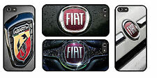 FIAT iPhone 4 4s 5 5s Samsung S3 S4 Mini Note Sony XZ HTC ONE X M7 Hard Cover