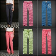 HOLLISTER WOMEN'S NEW SKINNY SWEATPANTS SIZES XS, S, M, L + NEW SIZE XXS