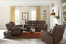 Recliner Sofa Set Furniture in Bonded Leather Living room Sofa / Couch 601481