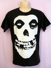MISFITS T-shirt, Punk Rock HORROR Hardcore Heavy Metal, BLACK Unisex S M & L NEW