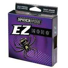 Spiderwire EZ Monofilament Line 220yd 6lb -17lb Carp Coarse Game Fishing line