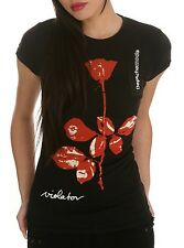 DEPECHE MODE Violator Womens Juniors Girls T-Shirt Brand New Authentic Rock Tee