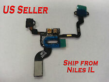 Proximity Light Sensor Power Button Flex Cable IPhone  4 4G lot of 1 2 5 10 20