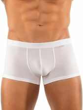 Olaf Benz Mini Pants RED1203 Mens Underwear Boxershort White Boxer Briefs Trunks