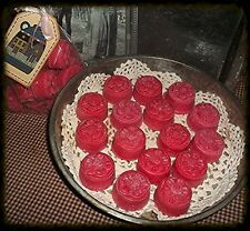 WEE FLOWER TARTS...BY THE 1/2 POUND OR POUND..... YOU CHOOSE YOUR SCENT~~~