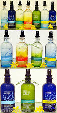 1 BATH BODY WORKS AROMATHERAPY BODY PILLOW HOME MIST SPRAY YOU CHOOSE