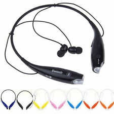 For Samsung iPhone LG Wireless Bluetooth Sports Stereo In-Ear Headset headphone