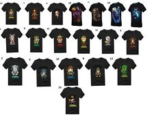 US Seller League of Legends LOL T -Shirt  Video Game Anime