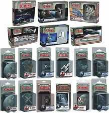 STAR WARS X-WING MINIATURES CORE GAME AND EXPANSION PACKS FULL RANGE - NEW