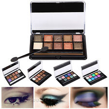 Trendy Makeup Palette Eyeshdow 10 Color Eye Shadow Smokey Neutral Cosmetic Tool