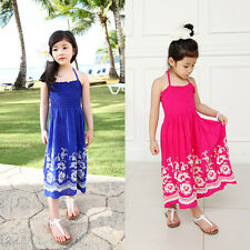 2014 Retail embroidery teenage girls fashion cotton cute toddler girl clothes we