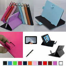 "Colorful Magic PU Leather Case+Film+Pen 9"" Hipstreet Electra 2/FLARE 2 Tablet PC"