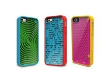 Retro Maze Case Hardback Bumper Game Puzzle Cover For iPhone 5 5S 5colors