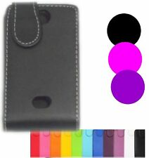 NEW MAGNETIC FLIP PU LEATHER POUCH CASE COVER FOR NOKIA ASHA 503 MOBILE COVER