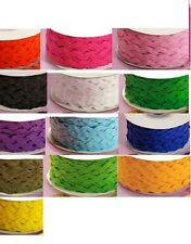 Medium Ric Rac Trim  1/4 inches wide  price for 5 yards-select color