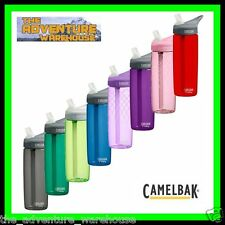 Camelbak Eddy 600ml Water Bottle - BPA Free - Assorted Colours