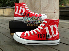 CONVERSE All Star ONE DIRECTON pop boy band hand painted shoes zapatos scarpe