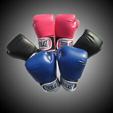 Pro MMA Ultimate Boxing Gloves Fighting Grapple Sparring Punching Training Mitt