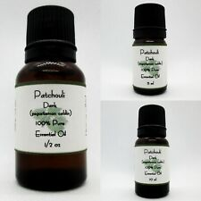 Patchouli  Essential Oil Pure  Buy 3 same size get 1 same size Free