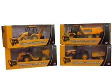 JCB Construction Toy Vehicle Series Digger Dump Truck Tractor Trailer Boys New