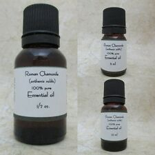Roman Chamomile Pure Essential Oil  Buyany3get 1 Free see store- more choices