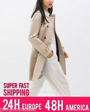 ZARA COTTON TRENCH COAT | NEW 2014 COLLECTION | 0518/245