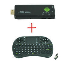 Android4.2 TV Dongle RK3188 Quad Core MK809III + English Air Mouse Mini Keyboard