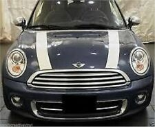 """5"""" RACING RALLY STRIPES VINYL DECAL MINI COOPER  FITS MORE THAN ONE BONNET BOOT"""