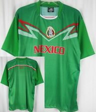 Mexico Dri Fit Light Weight Men's Soccer Jersey Shirt Green Adult Large