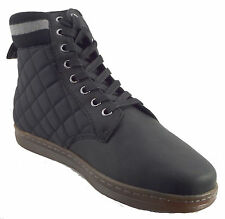 Dr Doc Martens Mens Eduardo Eclectic Country Style Leather Quilted Ankle Boots