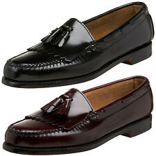 Bass Men's Layton Kiltie Tassel Loafer - New With Box