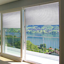 BLACKOUT Honeycomb / Cellular Window Shades, CORDLESS Custom Sizes