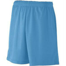 Augusta Sportswear TRICOT MESH SHORT TRICOT LINED YOUTH SMALL COLUMBIA BLUE